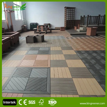 Good price wood plastic WPC foam boad composite decks interior t&g wood ceiling board outdoor wood look tile plastic composite