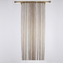 Factory direct sale net string curtain fabric