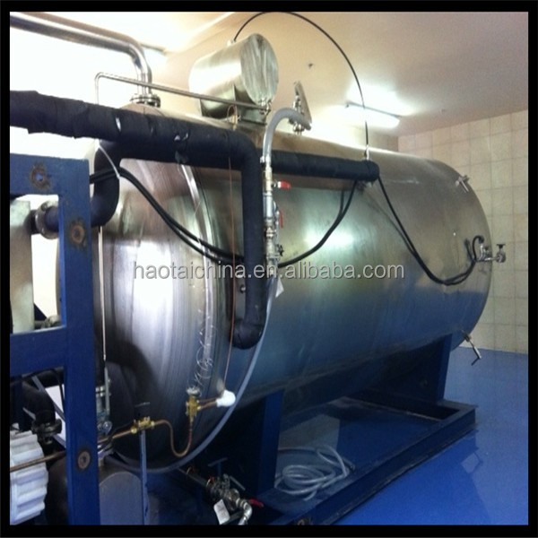 fruit vacuum freeze drying machine for banana