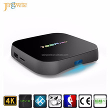Factory price android T95R Box Wholesale price Amlogic S912 Android 6.0 TV Box 2GB /8GB WIFI 2.4G/5G 1000M LAN