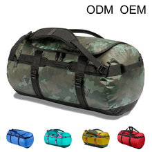 Guangzhou new locker gym bag ODM OEM camo sport bag