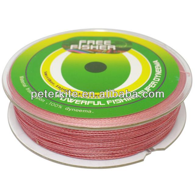 pe braid fishing line