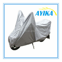 Anti Dust Sun UV Protection Waterproof Polyester Taffeta/Oxford Rain Cover for Scooter