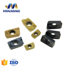 Tungsten cemented carbide cutting tool cnc insert for milling