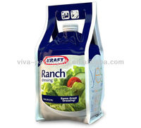 Ranch Dressing Packaging Bag
