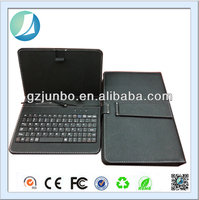 belt clip stand keyboard leather case for iPad