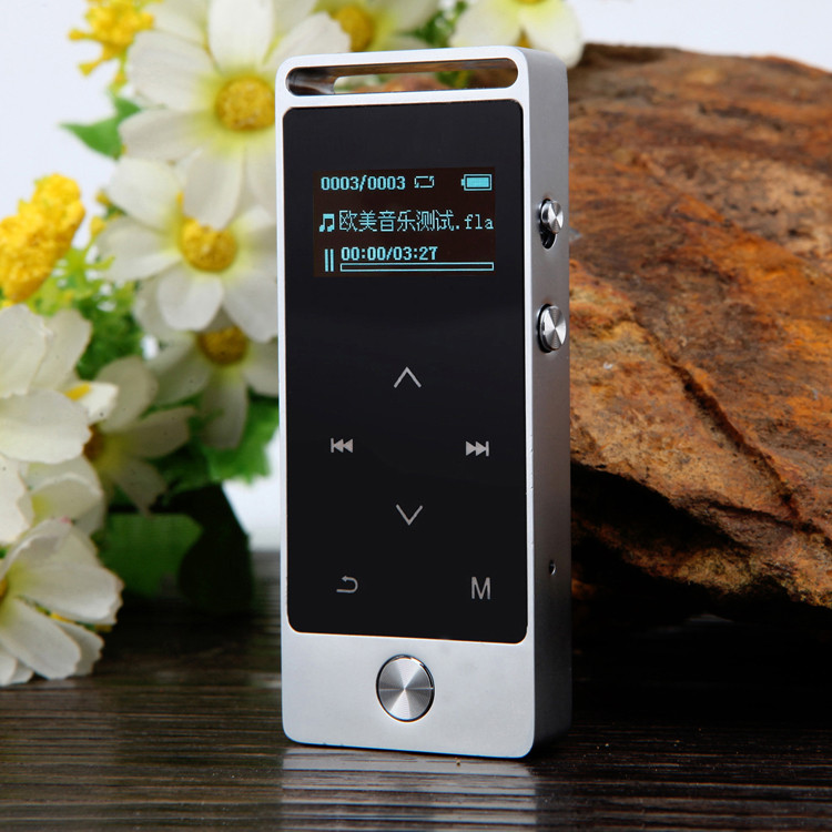 Benjie cheap touch screen mp3 players with voice recording, FM radio and e-book