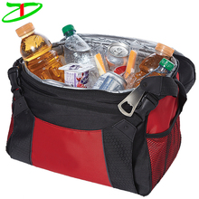 Wholesale Hot Thermo Food Delivery Bag, Large Disposable Ice Insulated Lunch Cooler Bag Custom Logo