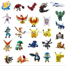 New style wholesale good quality small toy pokemon go custom action figure