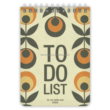 To do list funny designs school office Notepad