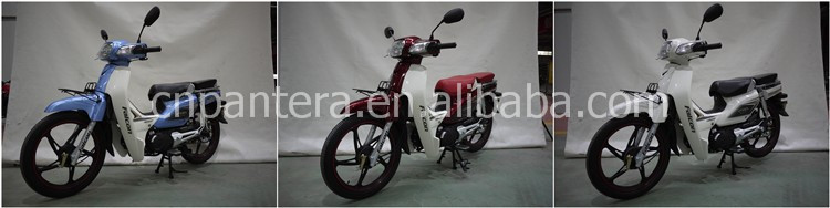 4 Stroke New Best Petrol 50cc Classic Motorcycle