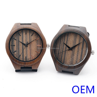 Many colour style Wood couple watch for Women and men wrist quartz watch