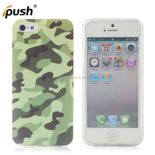 2017 High quality Fashion colorful sell phone TPU Case For Iphone 5 matte Soft IMD craft full color printing cover