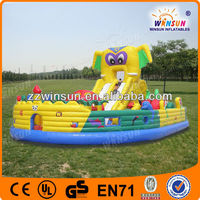 Best Selling Children Playing Inflatable Bouncy Combo