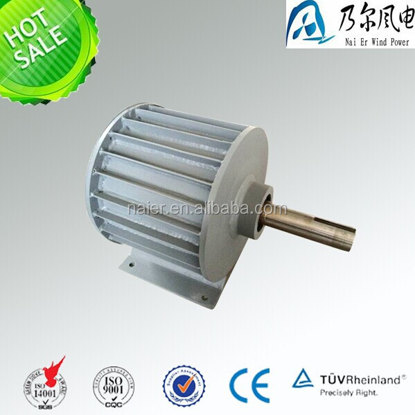 5kw ac pma three phase permanent magnet alternator