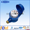 15mm-20mm Propeller Multi Jet Digital Water Meters