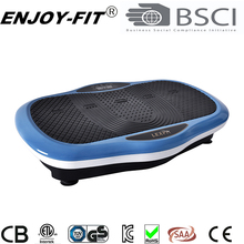 2017 PATENT VIBRATION PLATE ULTRA-THIN CRAZY FIT MASSAGE TWO MOTOR 3D MOVEMENT SAA GS ETL UL FCC CERTICATION