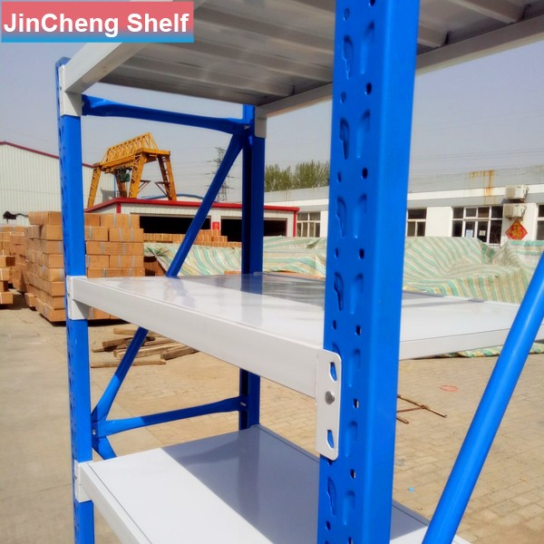 Adjustable storage shelf logistics equipment steel racking