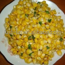 Food exporter export of agriculture products organic thailand canned sweet corn
