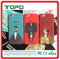 High quality guangzhou scrub The Professional mobile cell phone case for iphone 6 6s 7 plus
