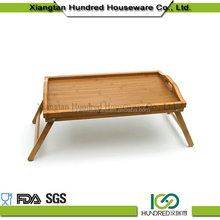 High quality safe bamboo food fruit wood serving tray,bamboo fruit tray