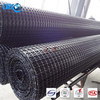 polyester coal mine GEOgrid for safty support and control
