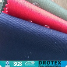 100% cotton oil water repellent fabrics for Jackets / water resistant cotton fabric