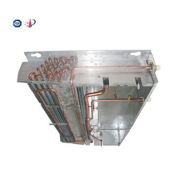 Supply efficient finned refrigerated truck evaporator