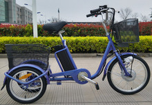 Very cheap price electro-tricycle hot sale 36V 250W