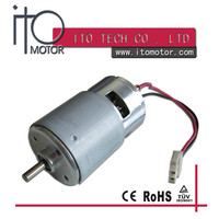 DC micromotor,Electric tools cost-effective dc motor