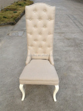 Button Tufted outdoor furniture garden chairs antique furniture reproduction throne and queen chair