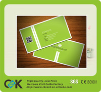 Popular printable Good design business card of guangdong