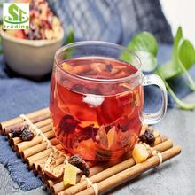 Popular selling chinese dried fruit tea,Dried flower and fruit blended tea