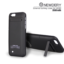 3500mAh Phone cover Charger Case for iphone 6 6s mobile Case Power Bank