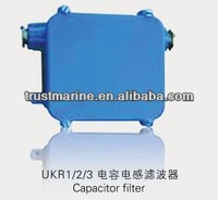UKR type Inductance Capacitor Filter
