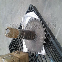 chain wheel axis SHANTUI genuine PARTS PY180 GRADER AXLE parts