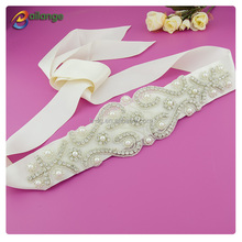 wholesale iron on bridal rhinestone appliques from Bailange