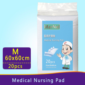 Hospital Medical 60*60cm disposable underpad