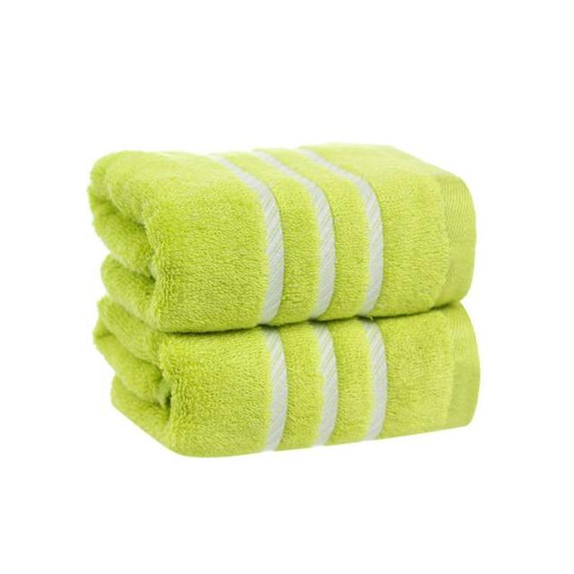wholesale Cheap silk plain dyed bamboo face towel fabric