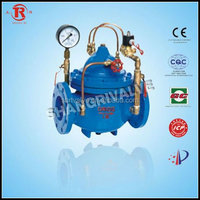 thermostat electric gas control valve