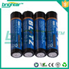 pvc r03p aaa size carbon fiber dry cell battery voltage