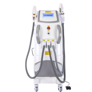New Product SHR /OPT/IPL+elight+ RF epilation machine for hair removal