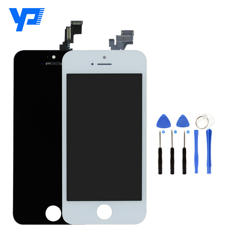 Free Sample! Mobile phone lcd screen for iPhone 5s, for iPhone 5s lcd screen replacement, display for iPhone 5s touch assembly
