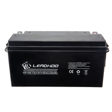 deep cycle agm dry battery 12v 150ah with price