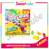 2015 hot sell as good as tommy jelly candy 15g jelly bean