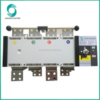 IEC, CCC, CE 16A~3200A 3 phase Automatic changeover Transfer Switch ats