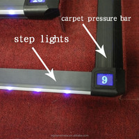 point light source indoor led step lamp