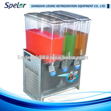 Commercial cold automatic glass soft drink dispenser