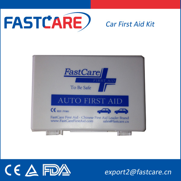 CE FDA Emergency Auto&Car First Aid Kits