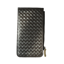 New product Pu Leather Wallet Credit Card Holder Money Clip